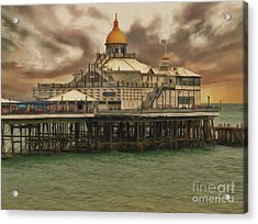 The End Of The Pier Show Acrylic Print