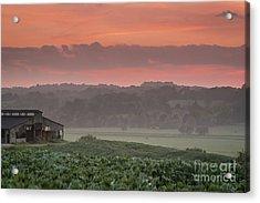 The English Landscape 2 Acrylic Print