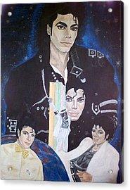 Thriller Acrylic Print by Arron Kirkwood