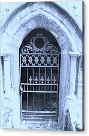 The Entrace Acrylic Print by Heather L Wright