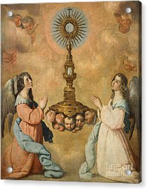 The Eucharist Acrylic Print