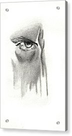 The Evil Eye Acrylic Print