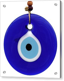 The Eye Against Evil Eye Acrylic Print