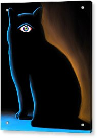The Eye Have It Acrylic Print