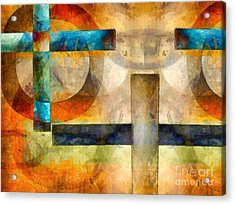 The Eye Of Horus  Acrylic Print