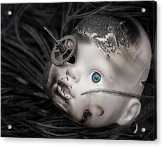 The Eye Of The Beholder Acrylic Print