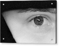 The Eyes Have It Acrylic Print by Christine Till