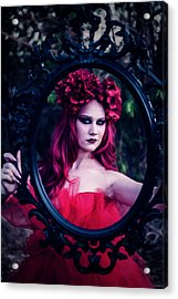 Acrylic Print featuring the photograph The Fairest Of Them All by Ryan Smith