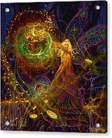 The Fairy Treasure Acrylic Print