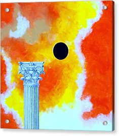 The Fall Of Rome Acrylic Print
