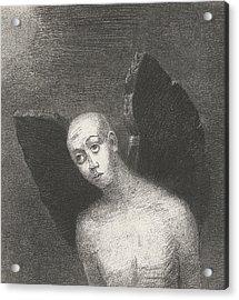 The Fallen Angel Acrylic Print
