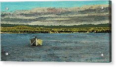 The Far Shore Acrylic Print