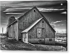 The Fargo Project 12232b Acrylic Print by Guy Whiteley