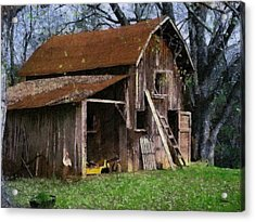 The Farm Acrylic Print