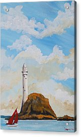 The Fastnet 1 Acrylic Print