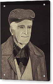The Father-in-law Acrylic Print by Ron Sylvia