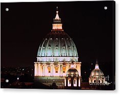 The Father Of All Domes I Acrylic Print by Fabrizio Ruggeri