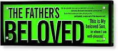 The Father's Beloved Acrylic Print by Shevon Johnson