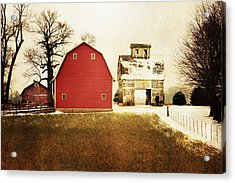 Acrylic Print featuring the photograph The Favorite by Julie Hamilton