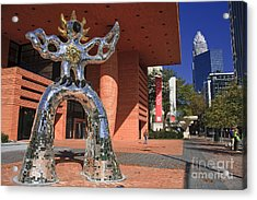 The Firebird At The Bechtler Museum In Charlotte Acrylic Print