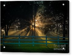 The First Day Of Creation Acrylic Print