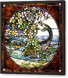 The Fish Acrylic Print by Joseph Skompski