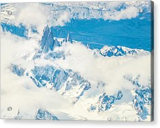 Acrylic Print featuring the photograph The Fitz Roy by Andrew Matwijec