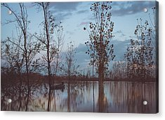 The Flood Acrylic Print