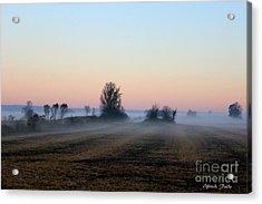 The Fog Acrylic Print