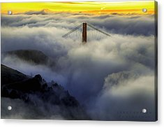The Fog  Acrylic Print
