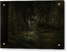 Acrylic Print featuring the photograph The Folly by Ryan Photography