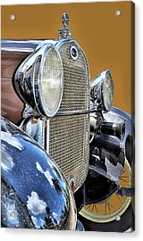 The Ford Acrylic Print by William Jones