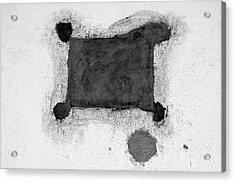 The Form Follows The Function  Acrylic Print