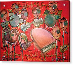 The Fray And The Flobots Acrylic Print