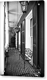 The Front Porch Acrylic Print by John Rizzuto