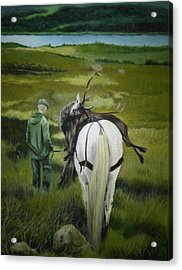The Gamekeeper Acrylic Print