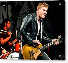 The Gaslight Anthem Acrylic Print