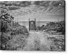 The Gate Acrylic Print