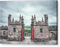 The Gate Of Evermore Acrylic Print