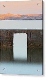 The Gate Of Freedom Acrylic Print