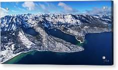 The Gem Of The Sierra - Limited Edition Acrylic Print