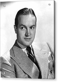 The Ghost Breakers, Bob Hope, 1940 Acrylic Print by Everett