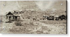The Ghost Town Acrylic Print