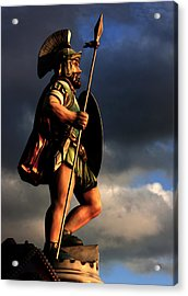 The Gladiator Acrylic Print