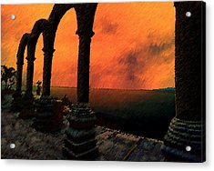The Gloaming Acrylic Print by Paul Wear