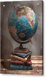 The Globe Acrylic Print