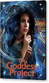 The Goddess Project Acrylic Print