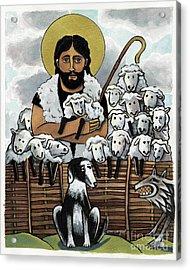 The Good Shepherd - Mmgoh Acrylic Print