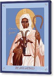 The Good Shepherd - Rlgos Acrylic Print