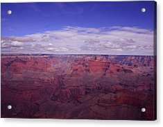 The Grand Canyon Acrylic Print by Christopher Kirby